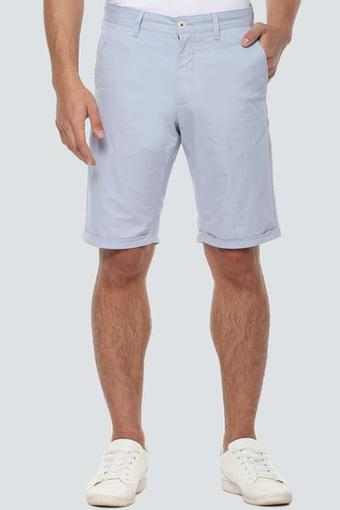 LOUIS PHILIPPE SPORTS -  Light Blue Shorts & 3/4th - Main