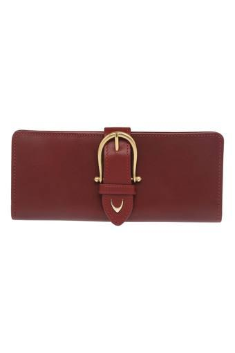 HIDESIGN -  Red MixWallets & Clutches - Main