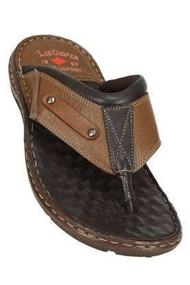 LEE COOPER - TanSandals & Floaters - Main