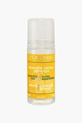 Womens Refresh Aroma Deodorant Roll On - 50ml