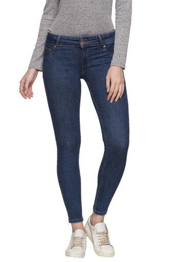 LOVEGEN -  Dark BlueJeans & Leggings - Main