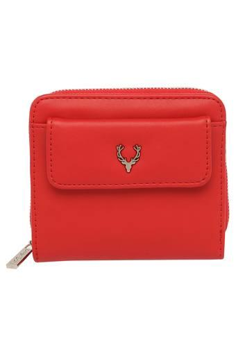 ALLEN SOLLY -  Red Wallets & Clutches - Main