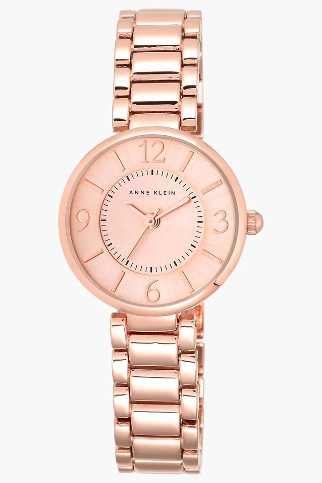 Rose Gold Dial Womens Watch- AK1870RGRGJ