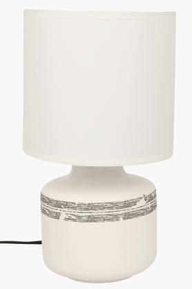 OCTAVEPrinted Side Table Lamp