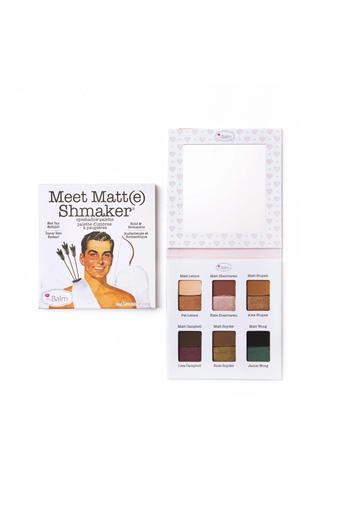 Womens Meet Matte Shmaker Eyeshadow Palette - 9.6 g