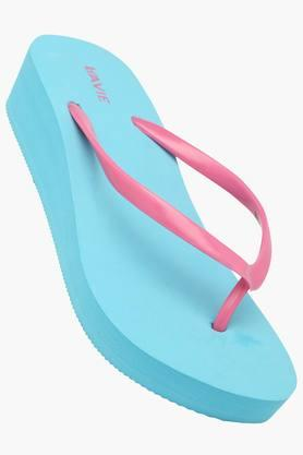LAVIEWomens Casual Slipon Flip Flop - 201598151_9308
