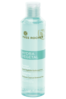 YVES ROCHER HYDRA VEGETAL - HYDRATING TONER 200ML
