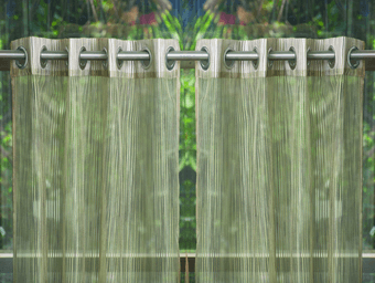 Abstract - Curtain