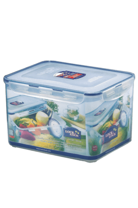 LOCK & LOCK Classics Tall Rectangular Food Container - 9 Litres