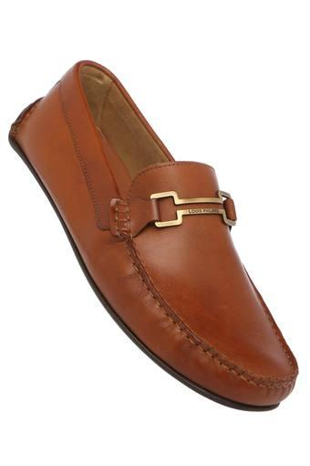 LOUIS PHILIPPE -  Tan Casual Shoes - Main