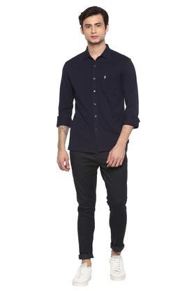 FCUK - BlueCasual Shirts - 3