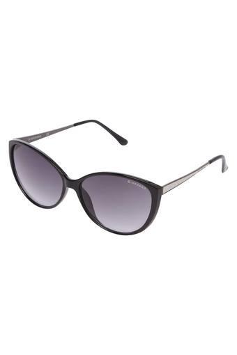 Womens Full Rim Cat Eye Sunglasses - GA90195C90
