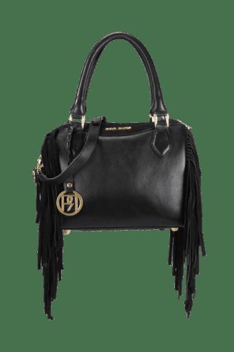 Buy PHIVE RIVERS Womens Leather Zipper Closure Hobo Handbag ... c456d3f234673