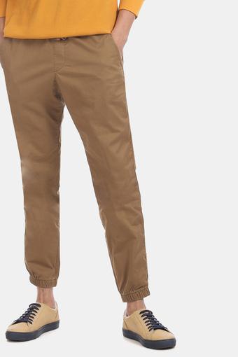 GAP -  BrownCasual Trousers - Main