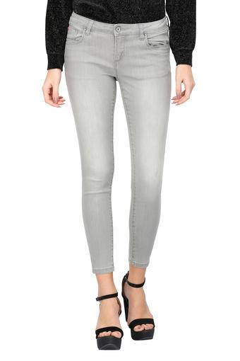 LEE COOPER -  Grey Jeans & Jeggings - Main