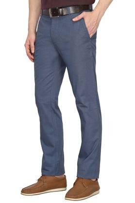 Mens 4 Pocket Stripe Trousers