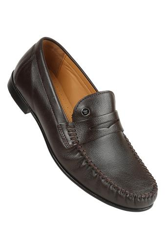 LOUIS PHILIPPE -  Chocolate Casual Shoes - Main