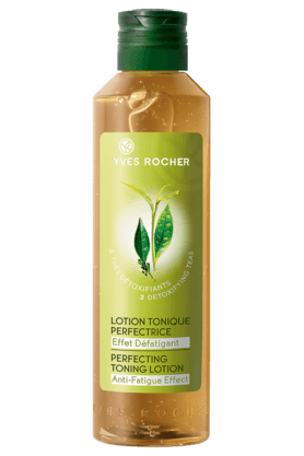 YVES ROCHERDemaquillage 3 Thes Perfecting Toning Lotion 200ML
