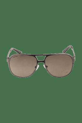 FASTRACKClassic Full Rim Aviator Sunglasses For Men-M118BR2