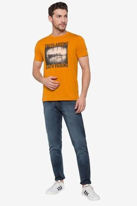 STATUS QUO - Mustard T-Shirts & Polos - 3