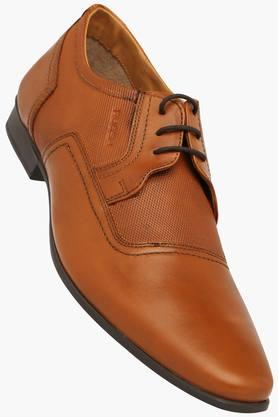 Ruosh Formal Shirts (Men's) - Mens Lace Up Leather Smart Formal Shoes