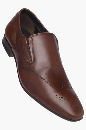 RED TAPE Mens Leather Slipon Smart Formal Shoe - 201507445