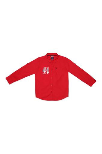 ALLEN SOLLY -  RedTopwear - Main