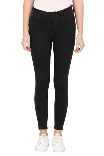 LEE COOPER -  BlackJeans & Leggings - Main