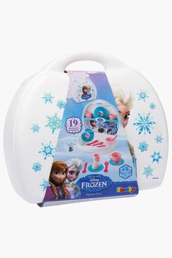 Girls Frozen Princess Tea Set in a Box