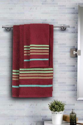 MASPAR - RedBath Towel - 1