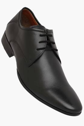 STOPMens Leather Lace Up Formal Shoes - 202296812_9212