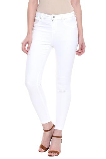 LEE COOPER -  White Jeans & Leggings - Main