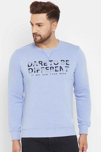 CRIMSOUNE CLUB -  BlueSweatshirts - Main