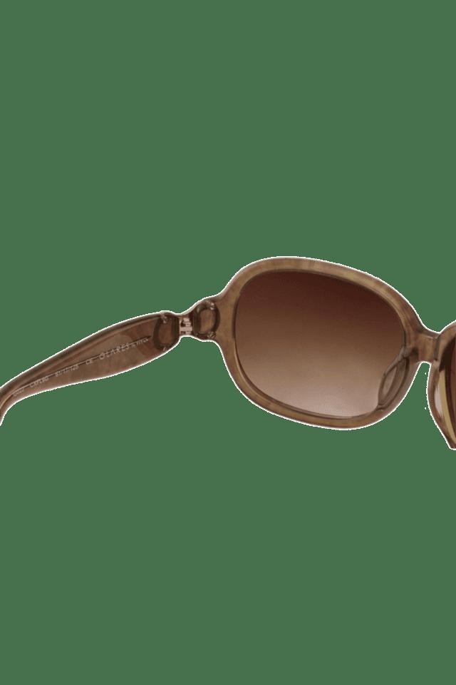 Womens Gradient Brown Glares - G022CXFL9G