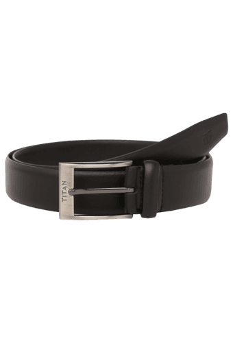 Mens Leather Formal Belt