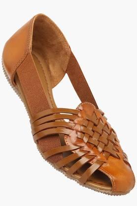 CATWALKWomens Casual Slipon Flat Sandal
