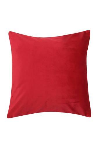 IVY -  Red Cushion Cover - Main