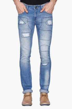 Rs By Rocky Star Jeans (Men's) - Mens Distressed Jeans