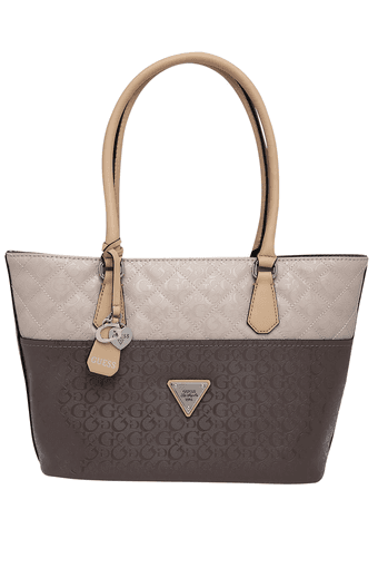 Buy GUESS Womens Warm Wishes Tote Handbag   Shoppers Stop e3916524d4