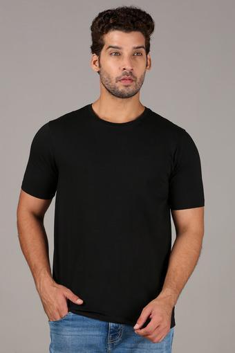 FRATINI -  BlackT-Shirts & Polos - Main