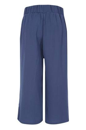 Girls Solid Pants
