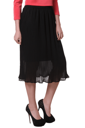 Women Polyester Skirt