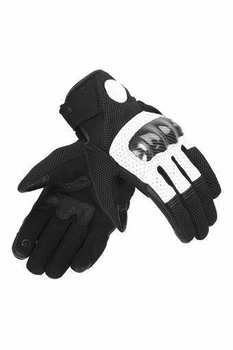 ROYAL ENFIELD -  BlackMuffler Scarves & Gloves - Main