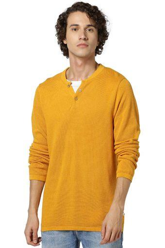 CELIO -  MustardSweatshirts - Main