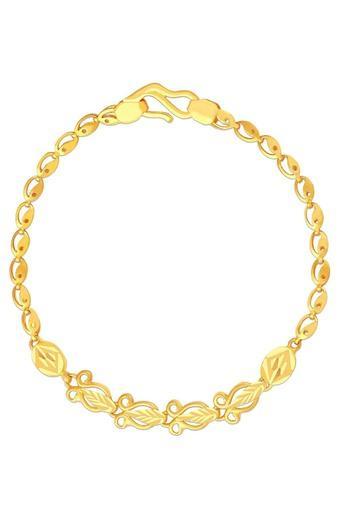 Diamonds Womens Gold Bracelet Skybr024