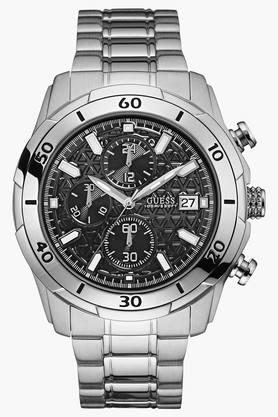 Mens Chronograph Stainless Steel Watch - W0746G2