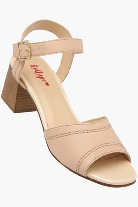 RED TAPEWomens Casual Wear Buckle Closure Heels