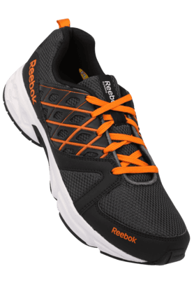 REEBOK Mens Running Lace Up Sports Shoe