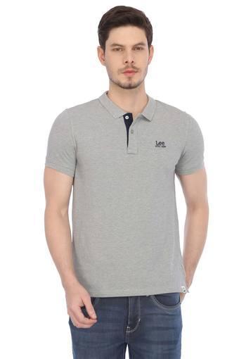 LEE -  GreyT-shirts - Main