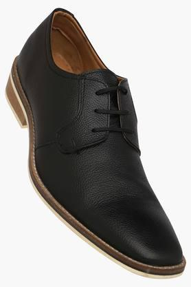 STOPMens Leather Lace Up Formal Shoes